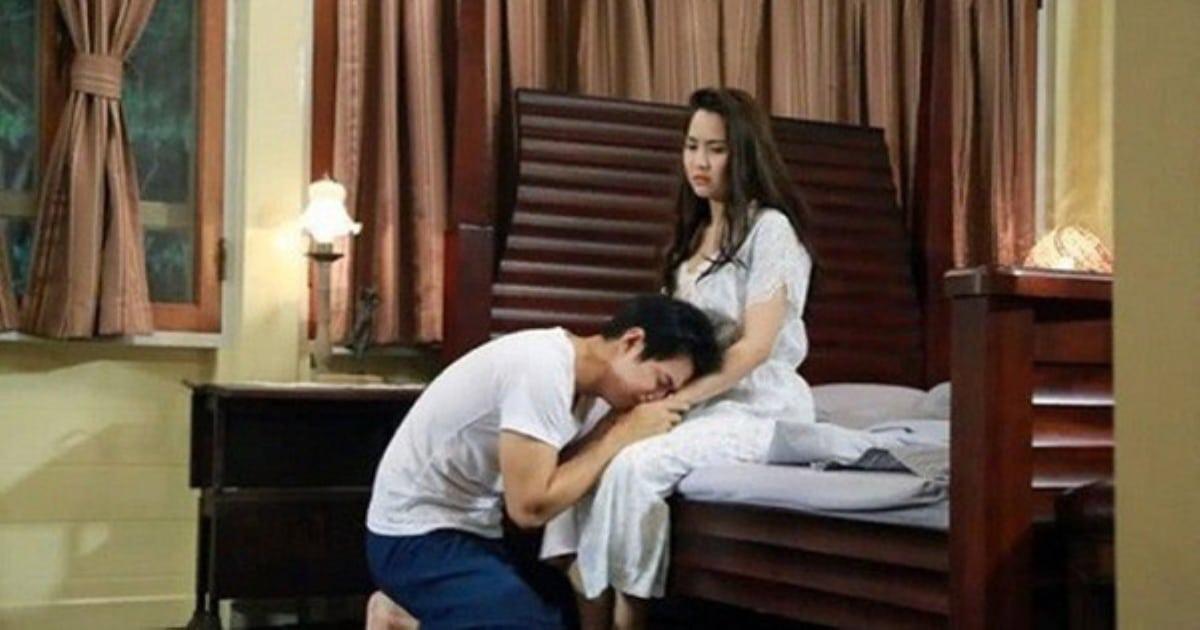 Chồng tôi cũng buồn, đêm nào anh cũng ôm tôi rồi nghẹn ngào. (Ảnh minh họa)