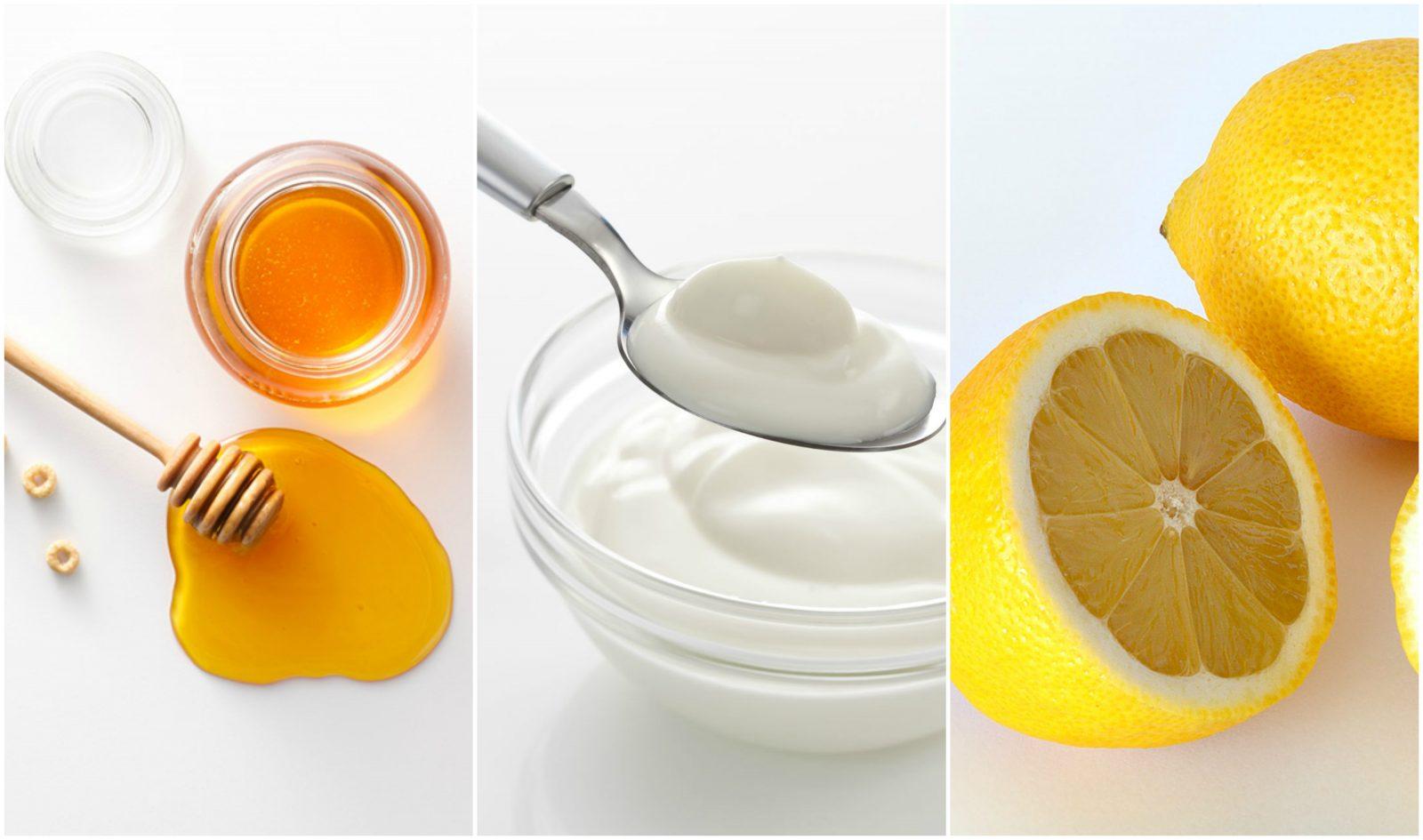 Cách làm mặt nạ mật ong sữa chua