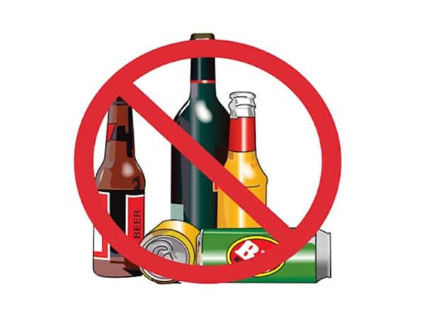 Mang thai là thời điểm thích hợp để bỏ các loại chất kích thích và rượu bia