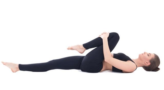 Bài tập Yoga tại nhà tư thế xả hơi