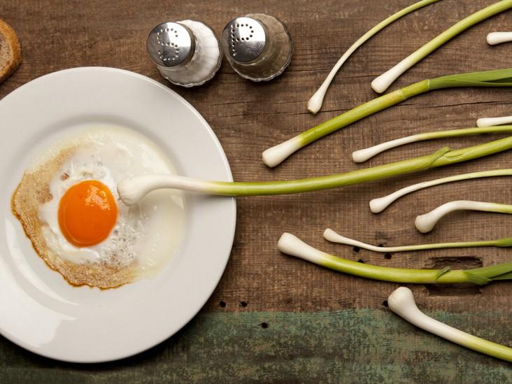 Ăn món gì để bổ trứng và dễ thụ thai.