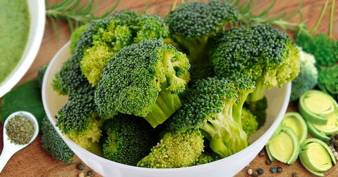 Bông cải xanh giúp tiêu diệt tế bào ung thư