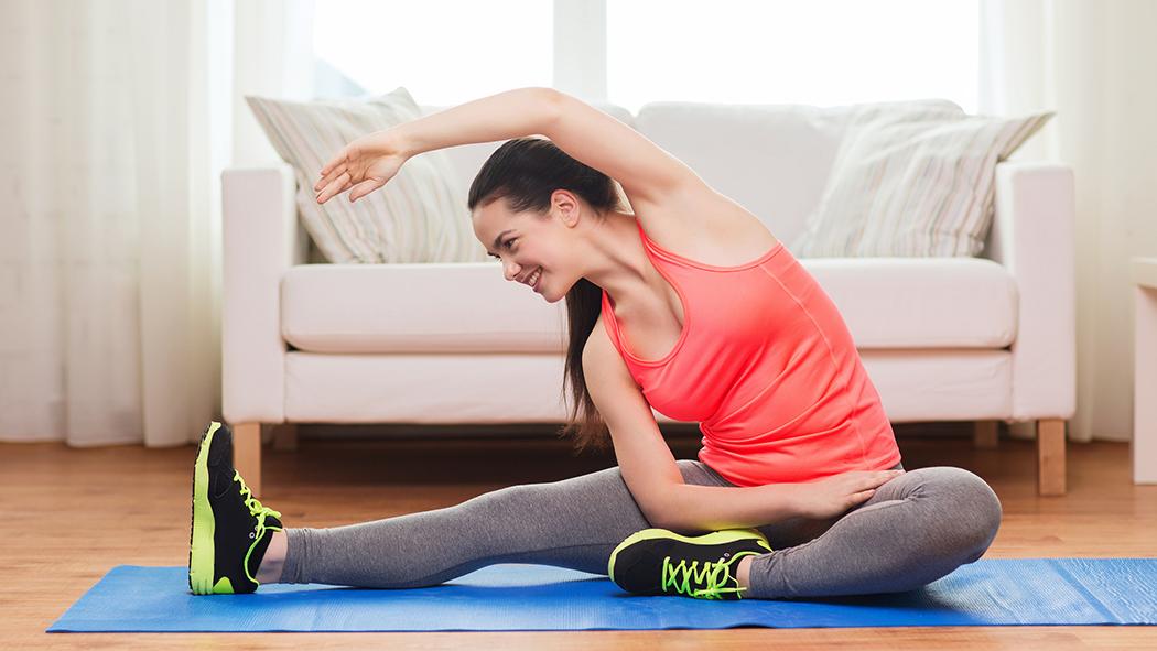 Tập Yoga để mang lại nhiều tác dụng cho da.