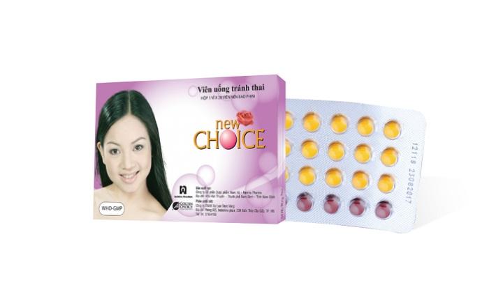 Vì sao thuốc tránh thai New Choice được phụ nữ tin dùng đến vậy?