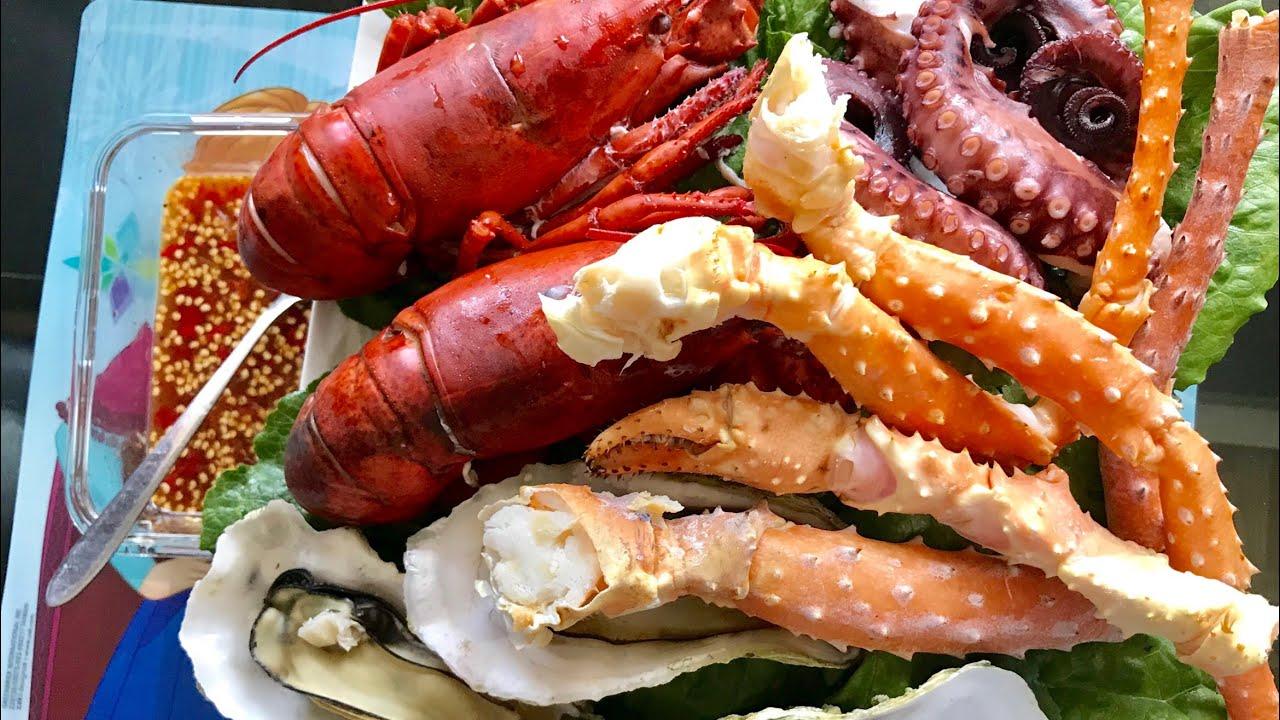 Động vật có vỏ vừa là món ăn ngon vừa nhiều chất dinh dưỡng
