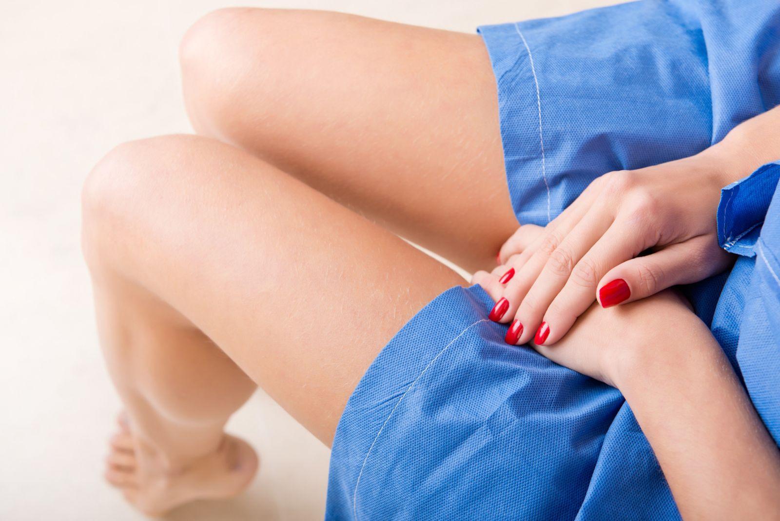 Nhiều chị em gặp phải tình trạng đau rát khi quan hệ tình dục