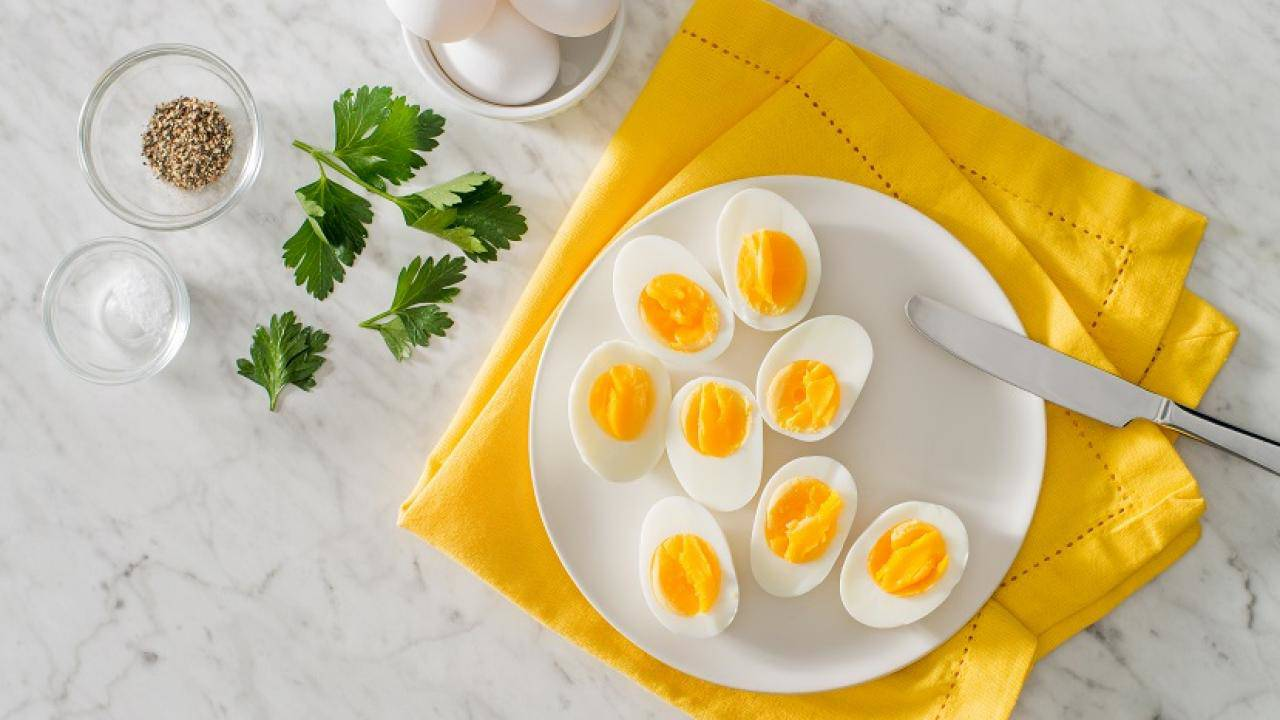 Ăn trứng mỗi ngày để tăng lượng protein cho cơ thể