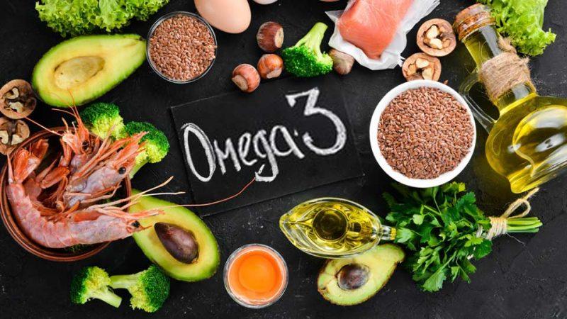 Nên thay thế bằng các thực phẩm chứa nhiều Omega 3