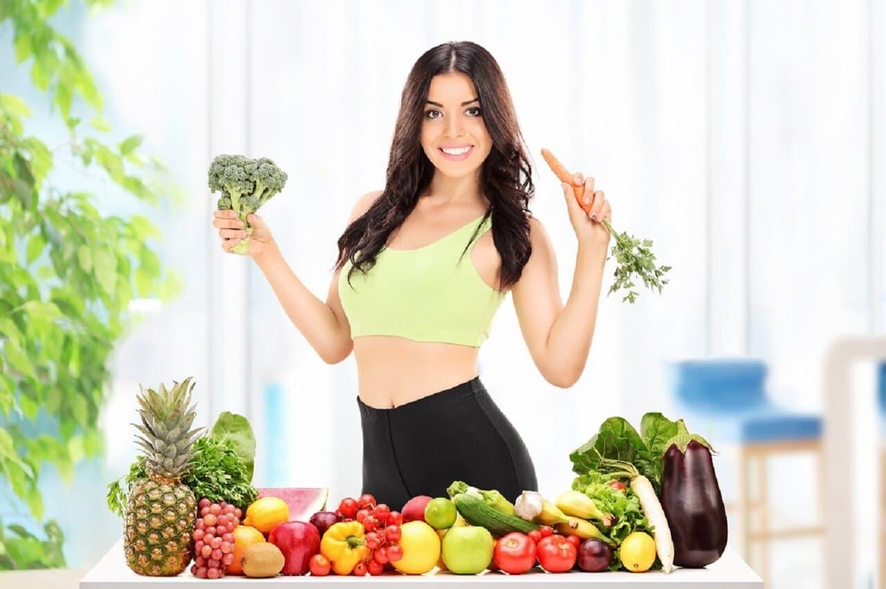 Chị em nên có chế độ ăn uống lành mạnh hơn