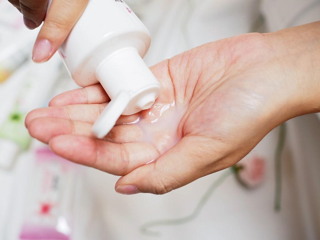 Dị ứng với các dung dịch vệ sinh phụ nữ