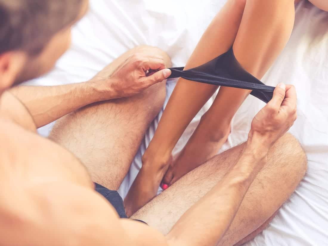Lợi ích khi quan hệ tình dục bằng miệng là giúp tăng tình cảm cho cả hai