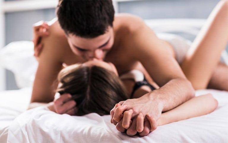 Quan hệ tình dục là cách giải tỏa căng thẳng nhanh nhất cho các cặp đôi