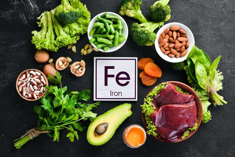 Bổ sung thực phẩm giàu chất Sắt để cơ thể khỏe mạnh, tăng ham muốn tình dục
