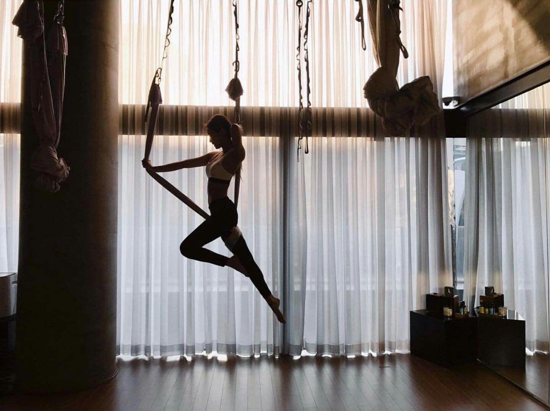 Yoga tạo mối liên kết tuyệt vời giữ cơ thể- trí tuệ - tâm hồn.