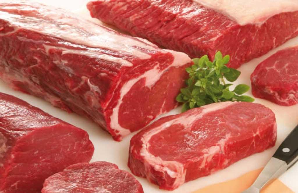 Thịt đỏ là thực phẩm giúp da hồng hào khỏe mạnh hơn
