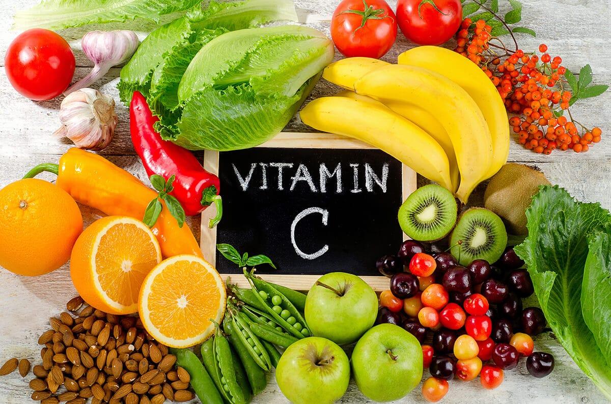 Nên ăn nhiều trái cây có chứa Vitamin C