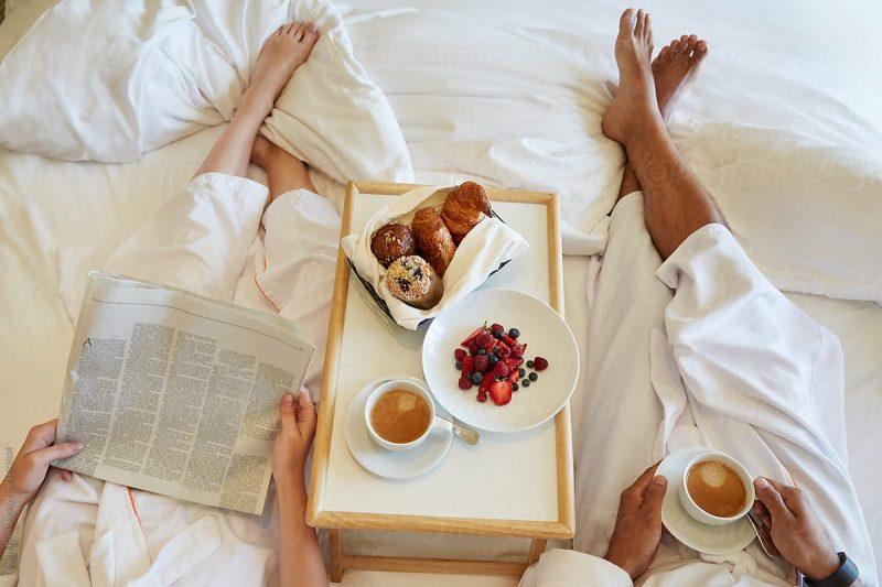 Đừng quên ăn sáng để bổ sung năng lượng cho cơ thể.