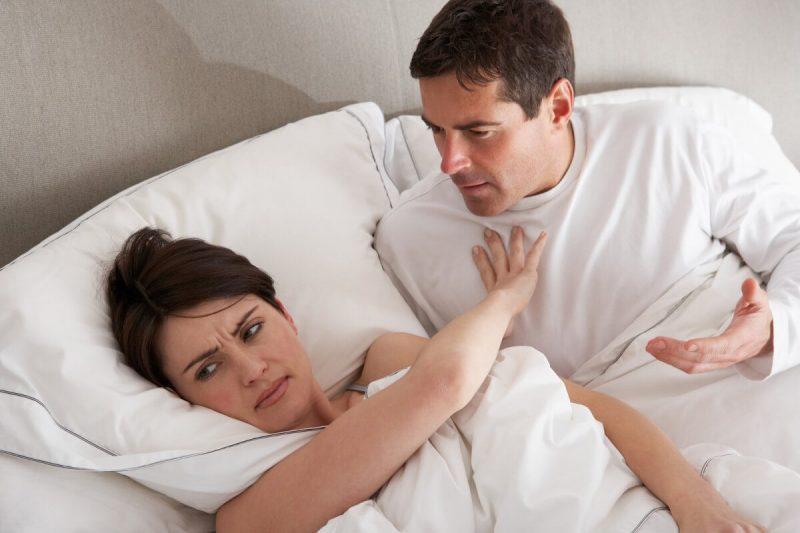 Mệt mỏi, ốm yếu làm suy giảm ham muốn tình dục