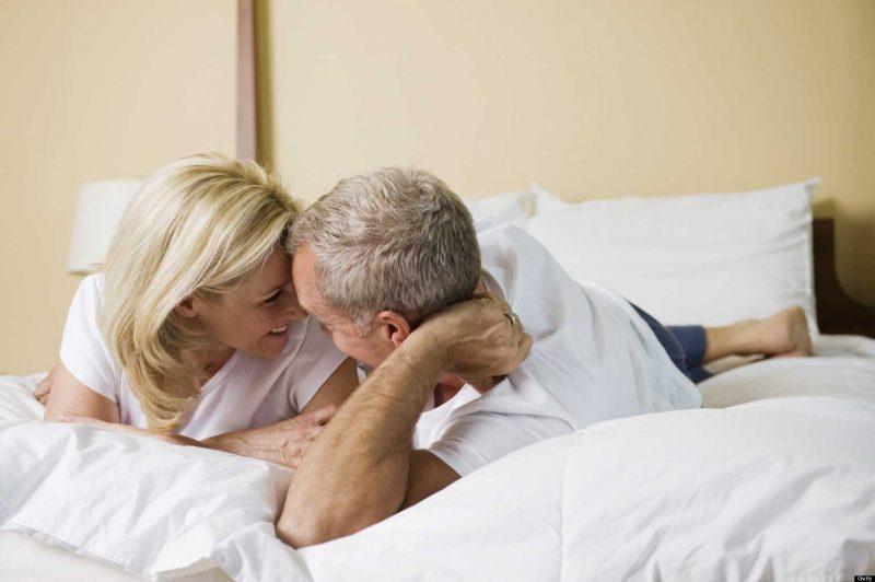 Tuổi tác càng lên cao nội tiết tố càng suy giảm