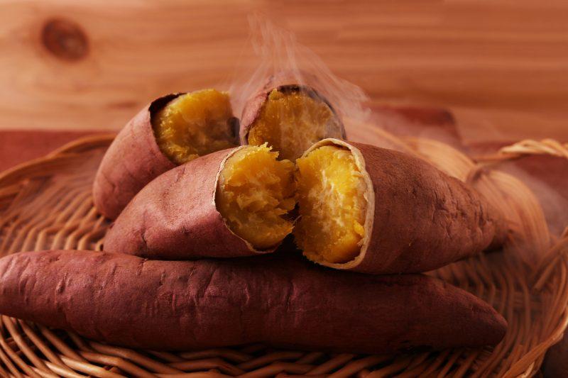 Ăn nhiều khoai lang giúp làm chậm quá trình lão hóa