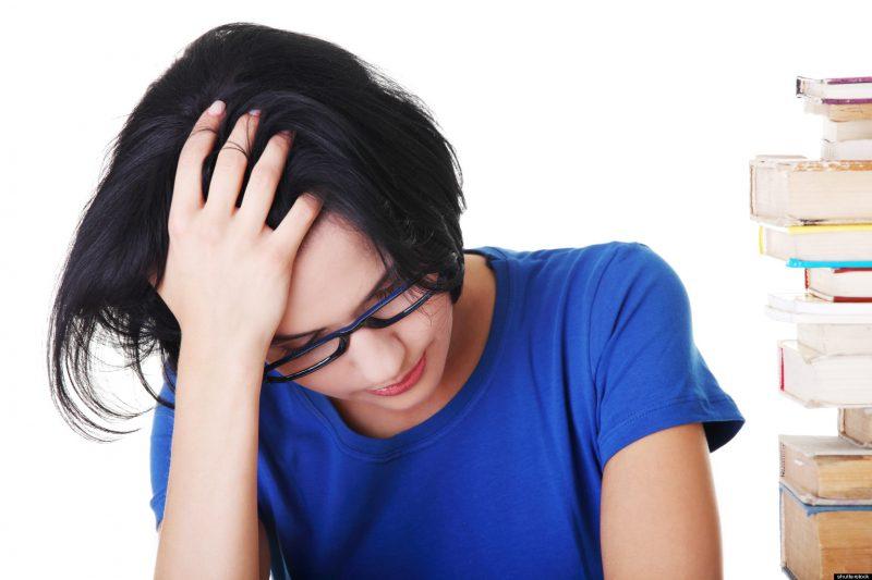 Tâm lý mệt mỏi khiến chị em căng thẳng, stress,...