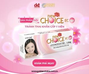 Thuốc tránh thai New Choice EC IZZY