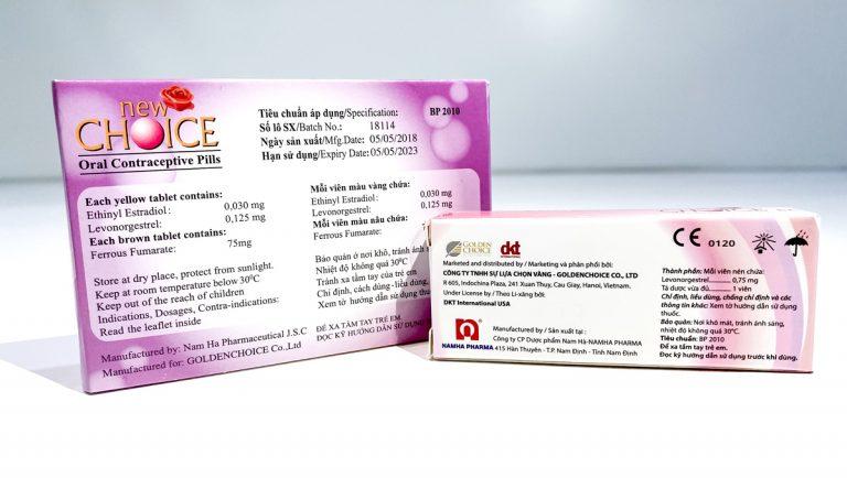 Thuốc tránh thai hằng ngày và khẩn cấp