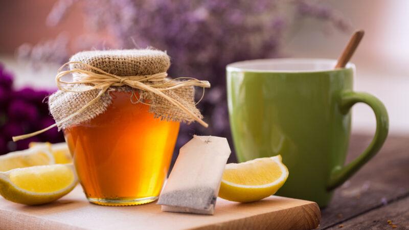 mật ong chứa nguồn kali và chất chống oxy hóa cao