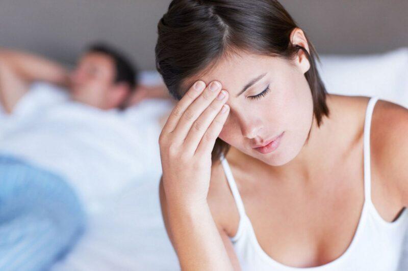 Mãn kinh khiến âm đạo khô, mất dần ham muốn tình dục