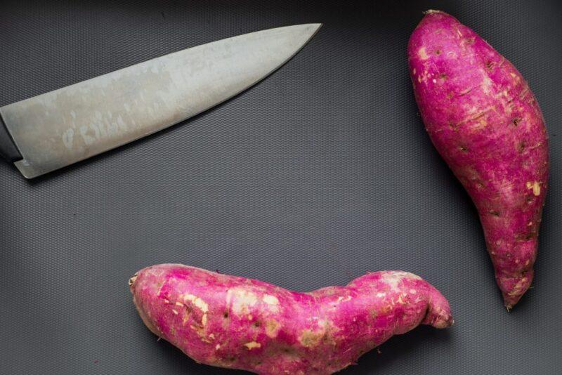 Thực đơn giảm cân tại nhà với chế độ ăn kiêng giảm cân hiệu quả từ khoai lang.