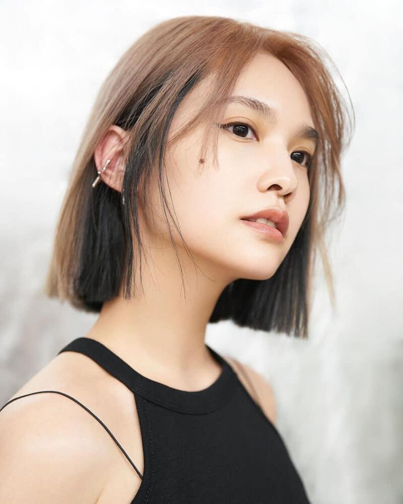 Sở hữu mái tóc ngắn đẹp giúp các nàng toát lên nét trẻ trung và tràn đầy sức sống.
