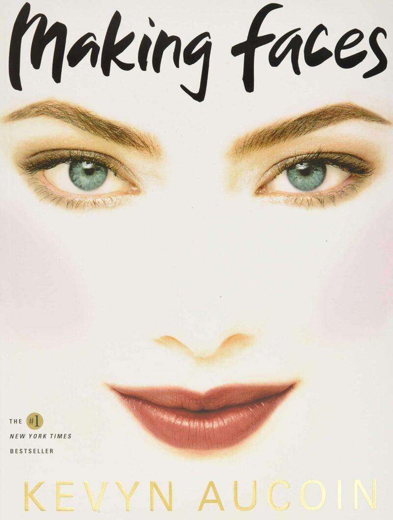 Sách dạy trang điểm Making Faces của tác giả Kevyn Aucoin.