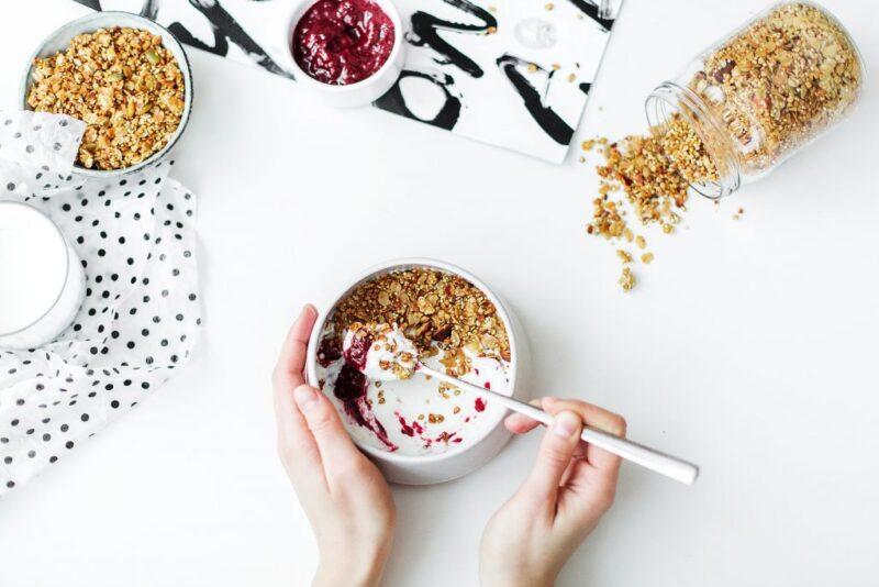 Thực hiên chế độ ăn khoa học giúp giảm béo hiệu quả và bổ sung dinh dưỡng cho cơ thể.