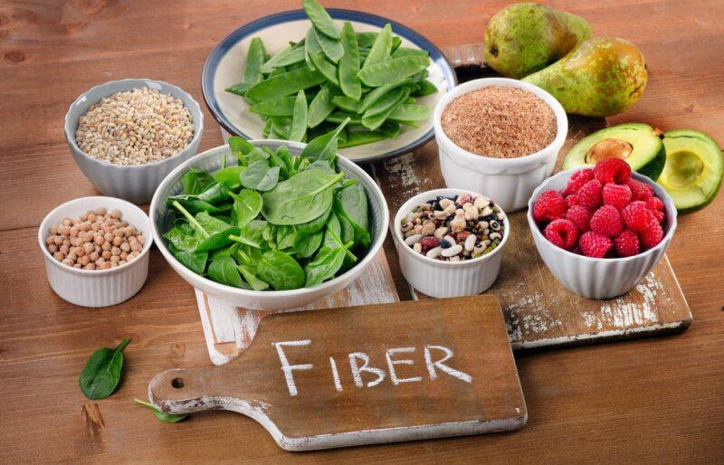 Người bệnh u xơ tử cung nên bổ sung các loại thực phẩm giàu chất xơ