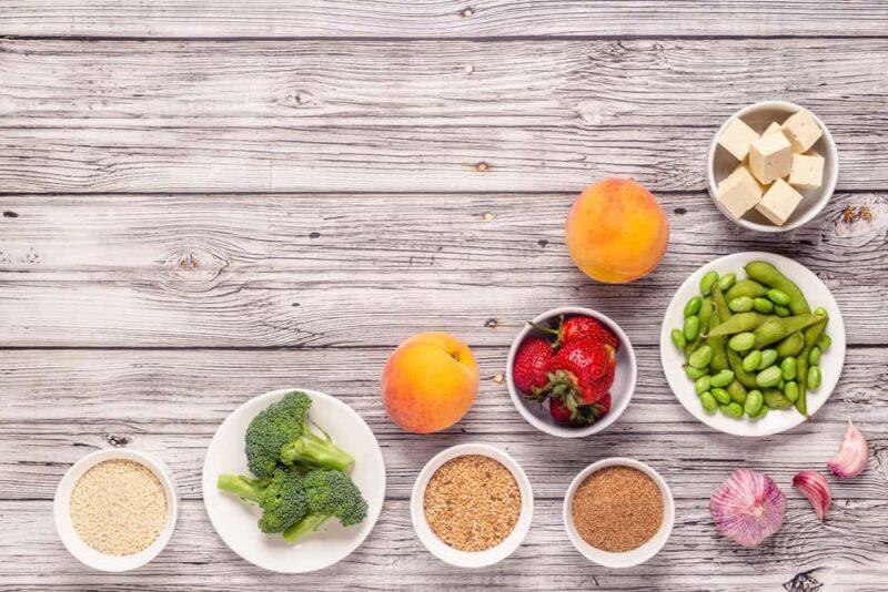 Bổ sung estrogen tự nhiên qua chế độ ăn uống