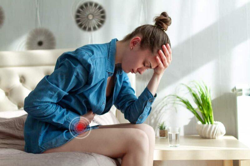Triệu chứng thường gặp khi bị viêm tuyến tiền liệt nữ