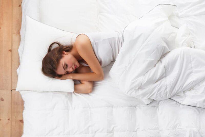 Tập thói quen đi ngủ lành mạnh