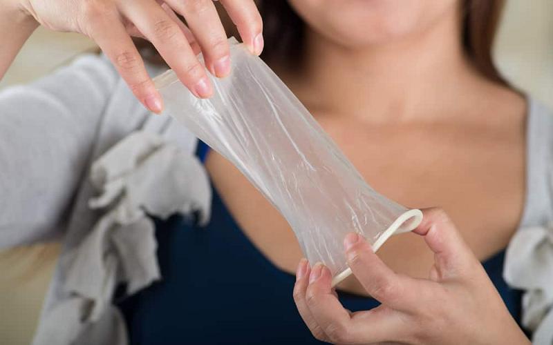 Khi bao cao su bị rách, hãy cố gắng vệ sinh vùng kín thật sạch