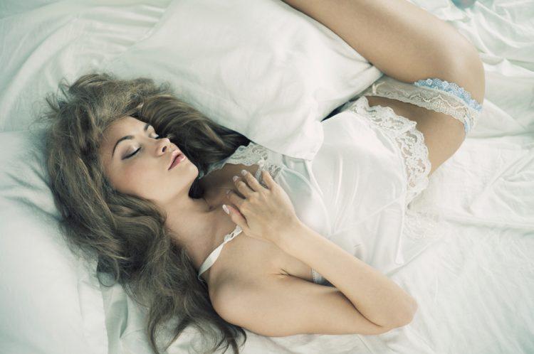 Phụ nữ thích ngủ nhiều