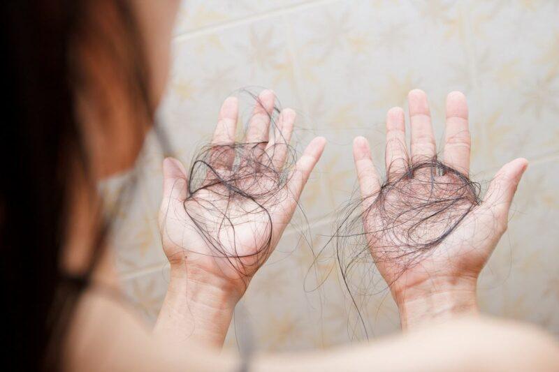 Phòng ngừa rụng tóc sau sinh