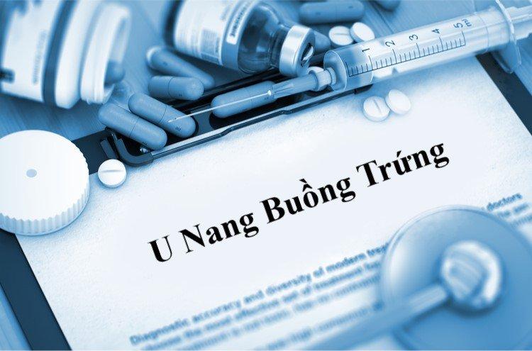 Những phương pháp nào dùng để điều trị u nang buồng trứng