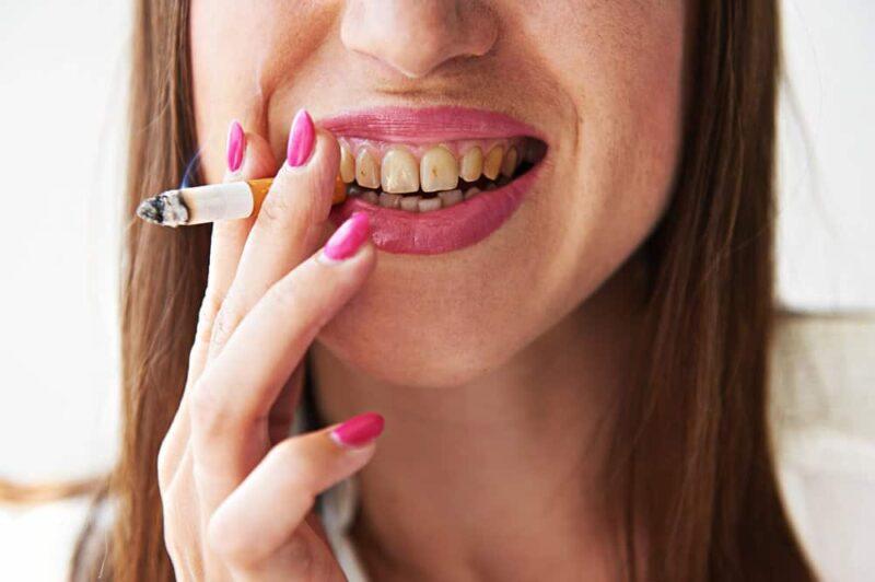 Rối loạn kinh nguyệt do hút thuốc