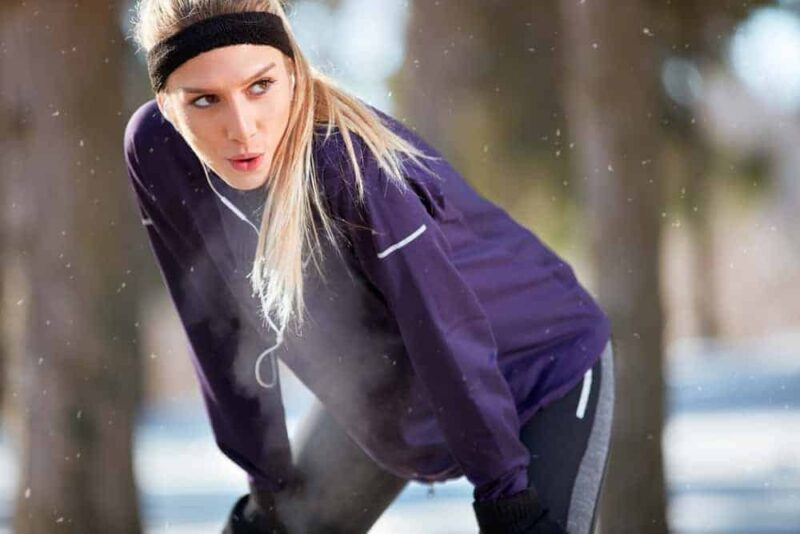 Tập thể dục quá mức khiến kinh nguyệt không đều