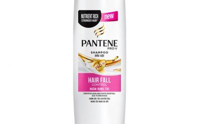 Những dầu gội tốt nhất - PANTENE – HAIR FALL CONTROL