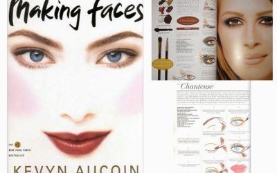 Những quyển sách làm đẹp - TRANG ĐIỂM: MAKING FACES – KEVYN AUCOIN
