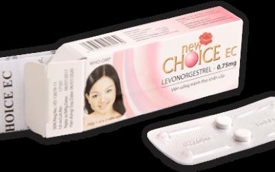 Thuốc tránh thai khẩn cấp New Choice